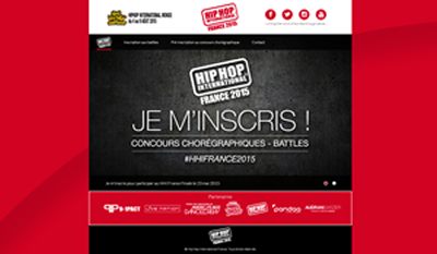 Hip-Hop International France